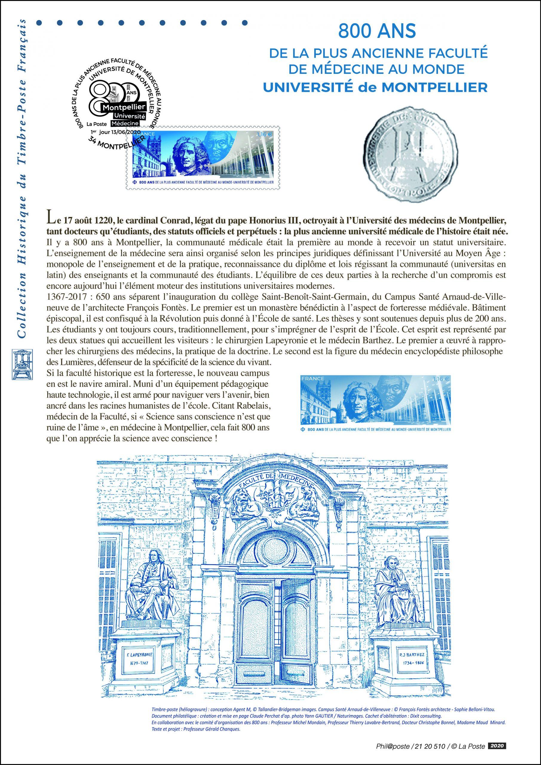 Les coulisses de l'obtention d'un timbre à l'effigie des 800 ans : témoignages